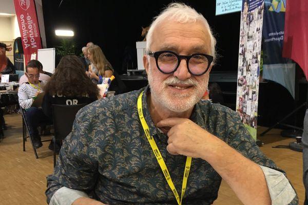 Pierre Ballouhey, lauréat du tout Premier Prix Gérard Vandenbroucke