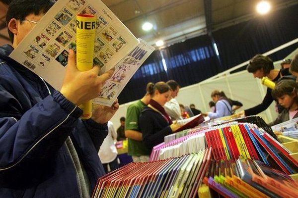 Festival de la BD du 15 au 17 novembre à Colomiers