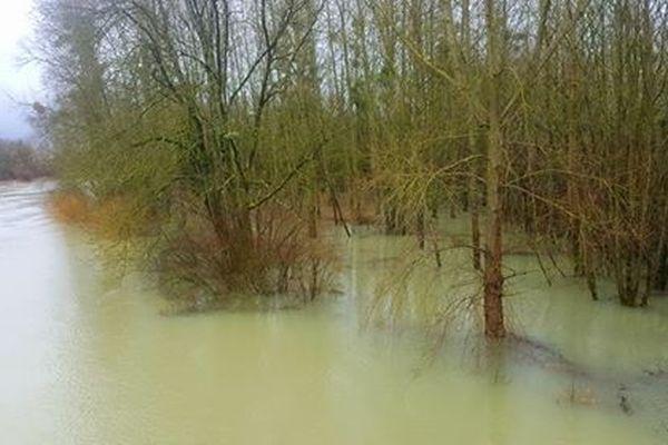 Vesigneul sur Marne, le 23 janvier 2018