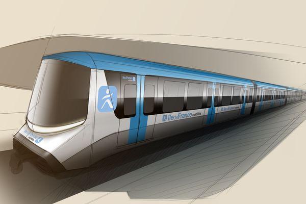 Les rames proposées par Alstom pour les lignes 15, 16 et 17 du Grand Paris Express pourront transporter jusqu'à 1000 passagers pour les grands modèles.