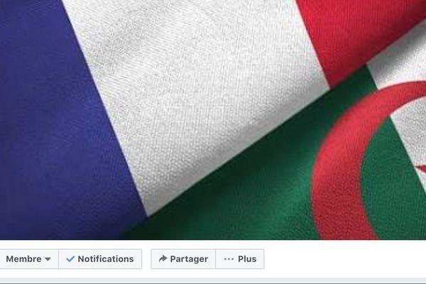 """© Sara  administratrice groupe FB """"Binationaux bloqués en Algérie"""" pour France Télévisions"""