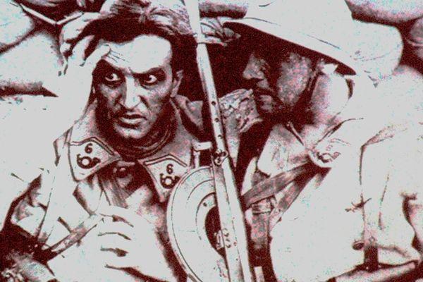 """Extrait du """"J'accuse"""" d'Abel Gance, tourné en 1918."""