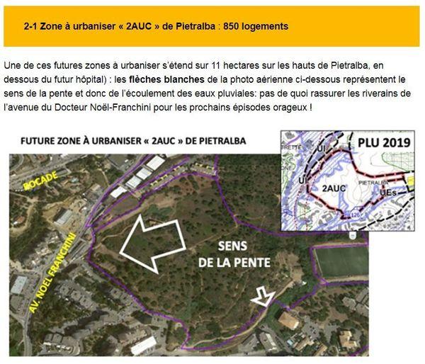 L'un des nombreux exemples proposés par l'article d'U Levante