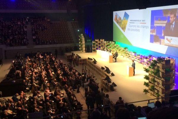 Le grand oral ce jeudi 30 mars 2017 de 7 candidats à la présidentielle devant le Conseil de l'Agriculture lors du congrès de la FNSEA à Brest