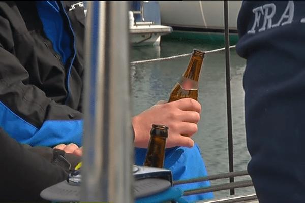 Un projet de loi soumettrait les marins à la même réglementation sur l'alcool que les automobilistes