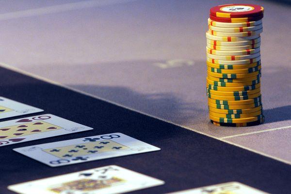 Partie de poker (Archives)