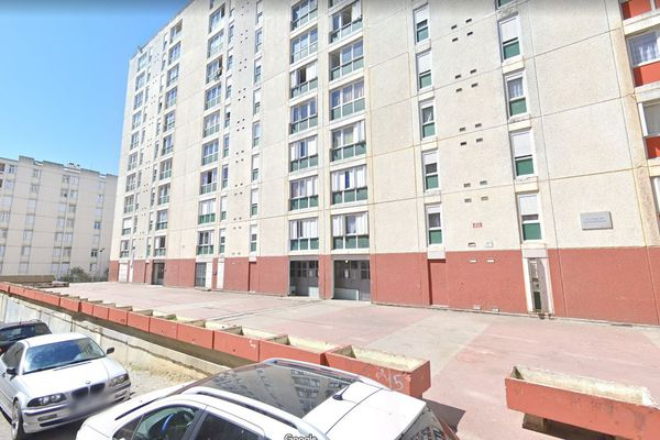 Nîmes - L'homme résidait dans le quartier Valdegour situé rue Jean-Perrin - 03.02.20