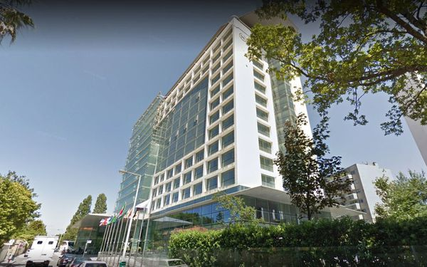 L'hôtel Sheraton de Porto