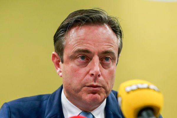 Le nationaliste flamand Bart de Wever ne souhaite pas participer à un gouvernement libéral en cas de soutien à la loi sur l'avortement.