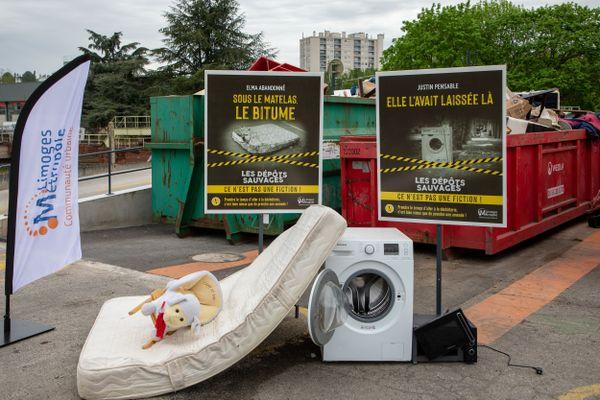 Quand les déchets deviennent des objets de crimes