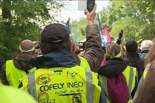 Les gilets jaunes avaient été arrêtés le vendredi 10 mai