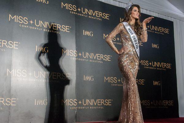 Iris Mittenaere, Miss Univers.
