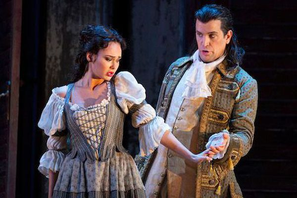 "L'opéra dramma giocoso ""drame joyeux"", Don Giovanni de Mozart © Opéra de Rennes"