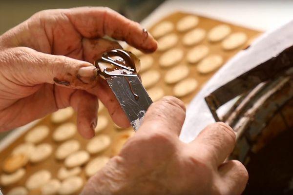 La pâtisserie-chocolaterie Bernard cherche son successeur.