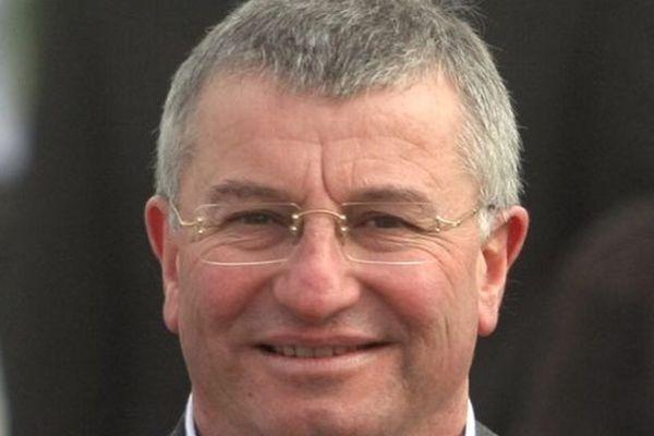 Alain Pécastaing , nouveau président de l'US Dax