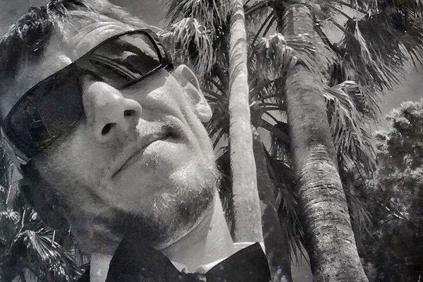 Autoportrait à Cannes