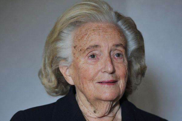 Bernadette Chirac, Corrèze, avril 2015