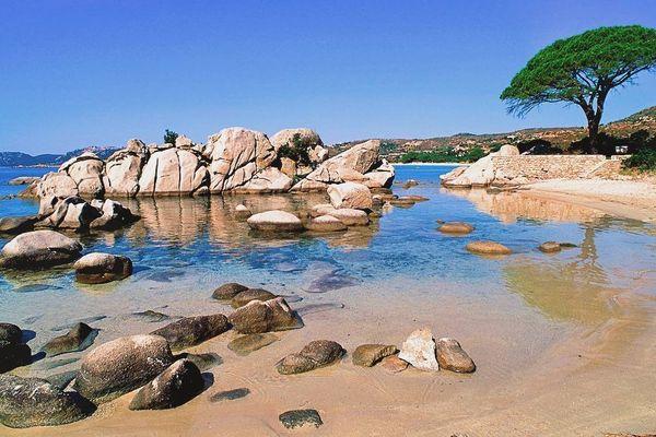 La plage de Palombaggia, à Porto-Vecchio, monte sur le podium en décrochant la 3ème place des 10 plus belles plages de France.