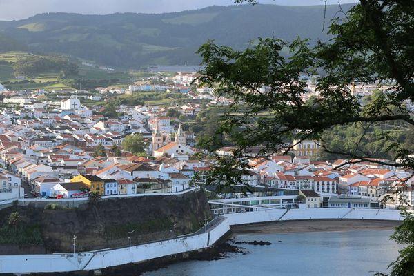 Angra Do Heroismo, Isla Terceira (Les Açores)
