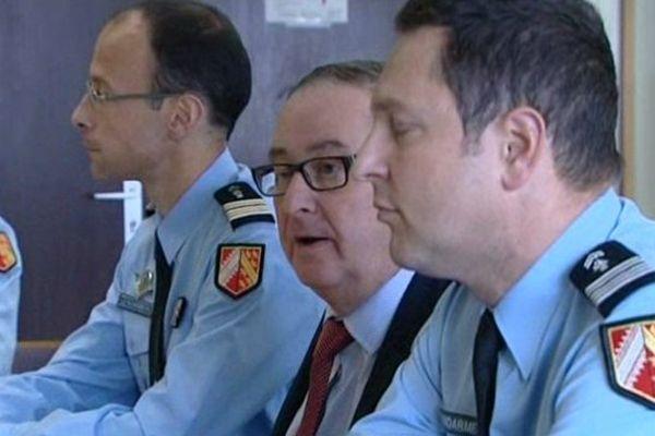 Le procureur de la République de Mulhouse a tenu une conférence de presse ce lundi
