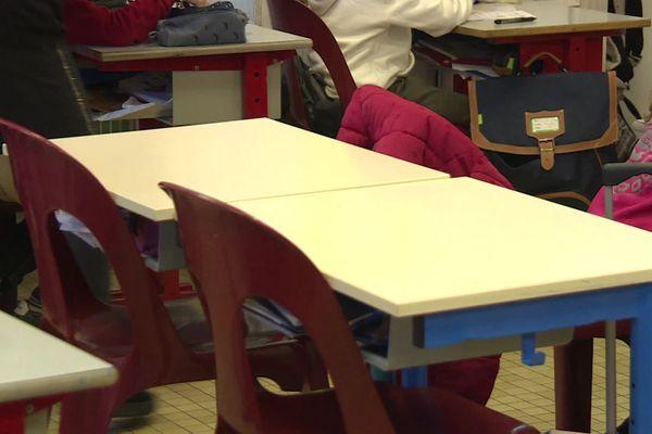 Peu d'élèves absents ce jeudi 17 décembre, malgré les autorisations d'absence délivrées par le gouvernement à l'approche des fêtes de Noël.