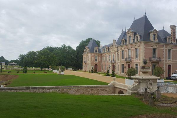 Le propriétaire des lieux a investi 12 millions d'euros dans la reconstruction de l'édifice.