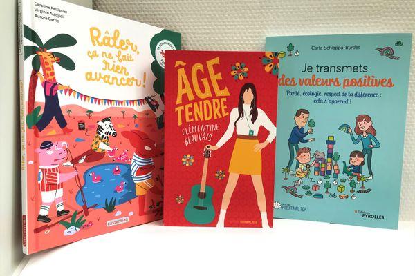 3 livres qui prônent la bienveillance à tout âge