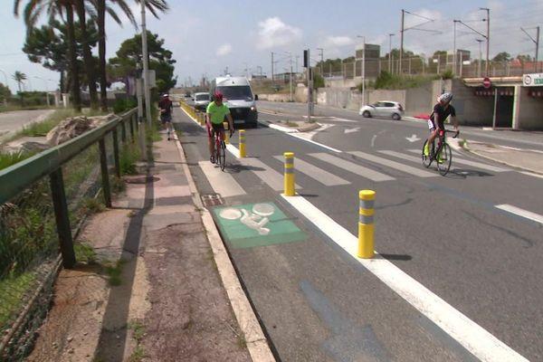 Pour le moment, l'utilisation des vélos Bik'air est limitée à la ville de Villeneuve-Loubet.