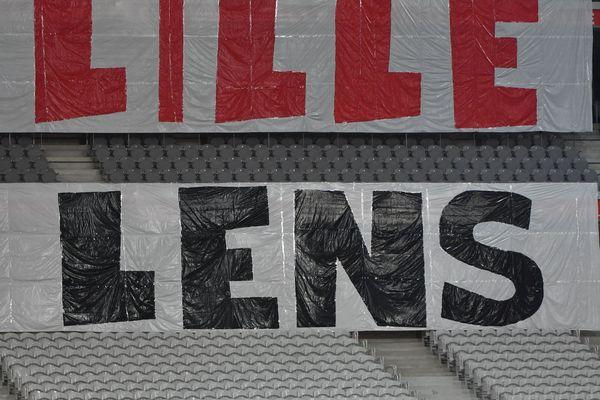 Lors du match aller, Lille a vaincu Lens 4 buts à 0