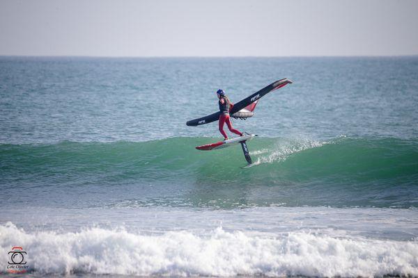 Le wing Foil, qui mélange les sentations du surf, du kite et de la planche à voile, voit les ventes de matériel exploser