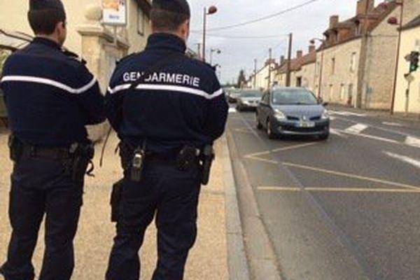 Les gendarmes mobilisés sur les grands axes routiers