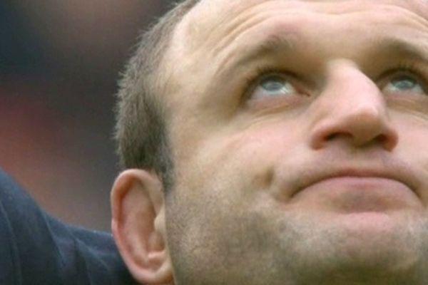 William servat, l'entraîneur des avants du Stade Toulousain