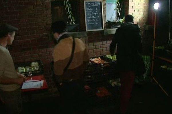 Un bar à légumes à Amiens