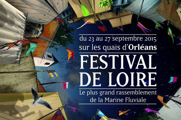 Le Festival de Loire revient à Orléans du 23 au 27 septembre 2015