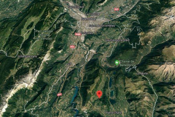 Un léger tremblement de terre a été ressenti dans le sud de l'Isère, jusqu'à Grenoble.