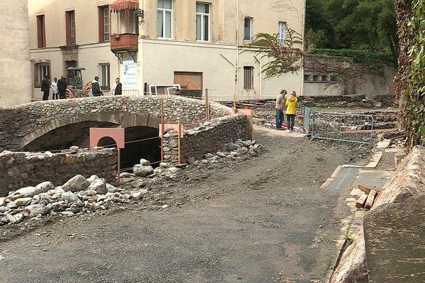 La vie à Valleraugue est loin d'avoir repris son cours normal 2 semaines après les inondations.