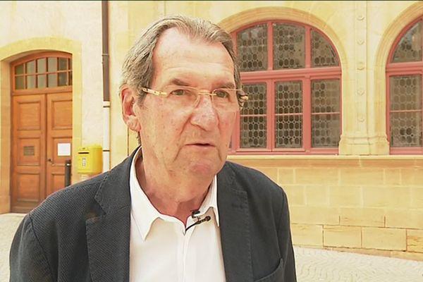 Jean-Marc Nesme, en 2019.