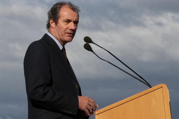 Luc Jousse, maire UMP de Roquebrune-sur-Argens, brigue un troisième mandat