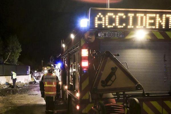 À Bagard, un homme est mort dans un accident de la route lundi soir