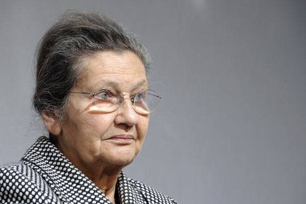 Simone Veil s'est éteinte à l'âge de 89 ans, le 30 juin 2017