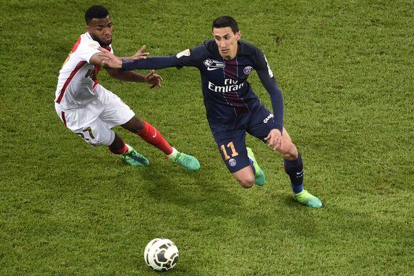 L'AS Monaco a perdu en finale de la Coupe de la Ligue contre Paris, le 1er avril 2017