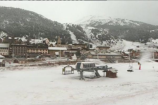 La station de Montgenèvre espère accueillir des skieurs dès le mois de novembre