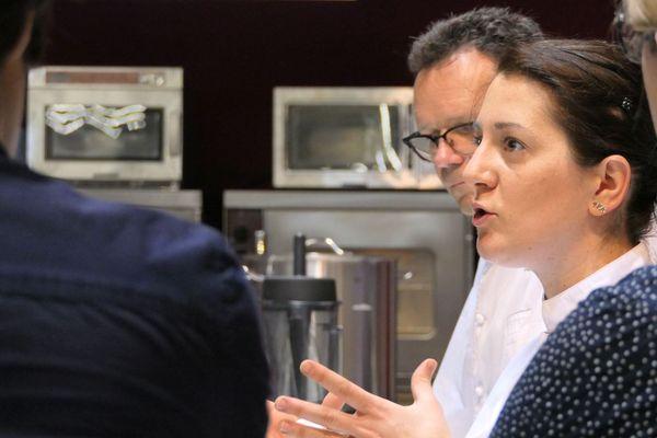 La chef pâtissière Lucile Darosey