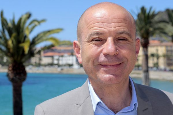 Jean-Jacques Ferrara, président de la Communauté d'agglomération du pays ajaccien (CAPA), investi par Les Républicains aux législatives.