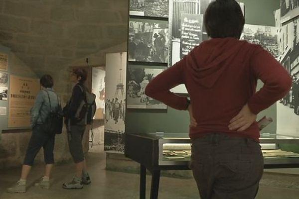 Le musée de la résistance et de la déportation à Besançon