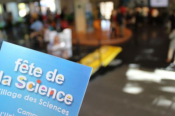 La fête de la science se déroule chaque année en octobre