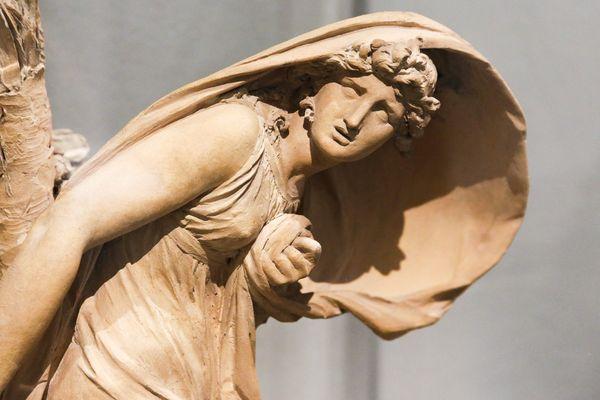 """L'exposition temporaire """"Drapé"""" se tient jusqu'au 8 mars 2020 au musée des Beaux-Arts de Lyon"""