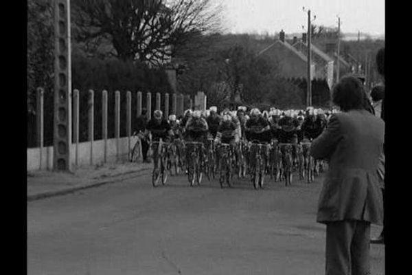 Cyclisme : le Paris / Nice en 1976