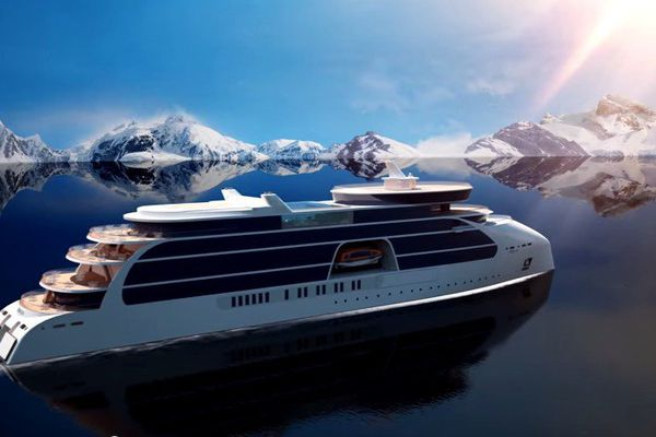 L'Ulysseas un nouveau concept de navire de croisière proposé par STX France