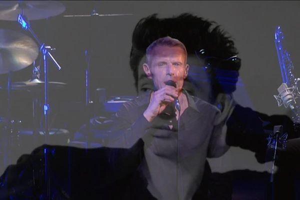 Monaco : Lambert Wilson chante Yves Montand